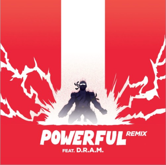 Powerful Remix (Feat. D.R.A.M.) by Major Lazer